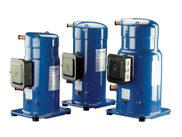 Герметичный компрессор HLJ072T4LC6 арт. 120U1393