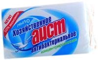 Мыло хозяйственное Аист 60% антибактериальное 200гр
