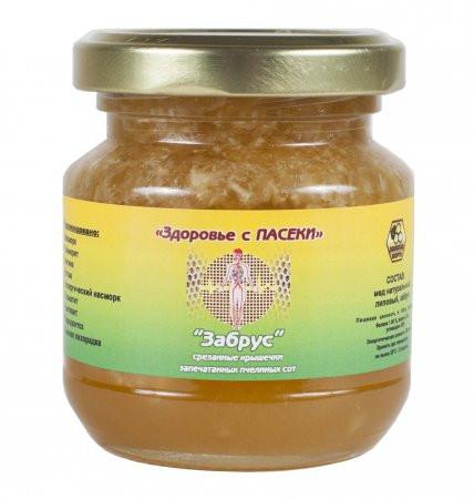 Иммунный мед с забрусом, 150гр