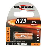 Элемент питания 23A ANSMANN (1 шт в блистере)