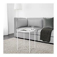 Стол сервировочный ГЛАДОМ белый ИКЕА, IKEA  , фото 1