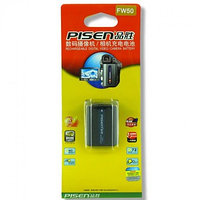 Pisen FW50 аккумулятор для SONY a7s Mark II, фото 1