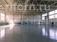 Защита бетонного пола при помощи системы лакокрасочных покрытий