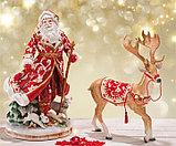 Статуэтка Дед Мороз. Ручная работа, Италия, фото 2