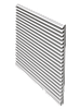 Выпускная решетка KIPVENT-300.01.300