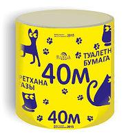 Туалетная бумага 40метров