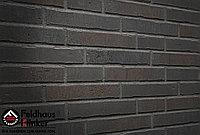 """Клинкерная плитка """"Feldhaus Klinker"""" для фасада и интерьера R737 vascu vulcano verdo, фото 1"""