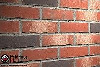 """Клинкерная плитка """"Feldhaus Klinker"""" для фасада и интерьера R750 vascu ardor rotado, фото 1"""