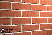 """Клинкерная плитка """"Feldhaus Klinker"""" для фасада и интерьера R751 vascu carmesi, фото 1"""