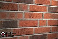 """Клинкерная плитка """"Feldhaus Klinker"""" для фасада и интерьера R752 vascu ardor carbo, фото 1"""