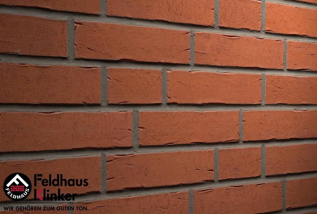 """Клинкерная плитка """"Feldhaus Klinker"""" для фасада и интерьера R759 vascu terreno oxana"""