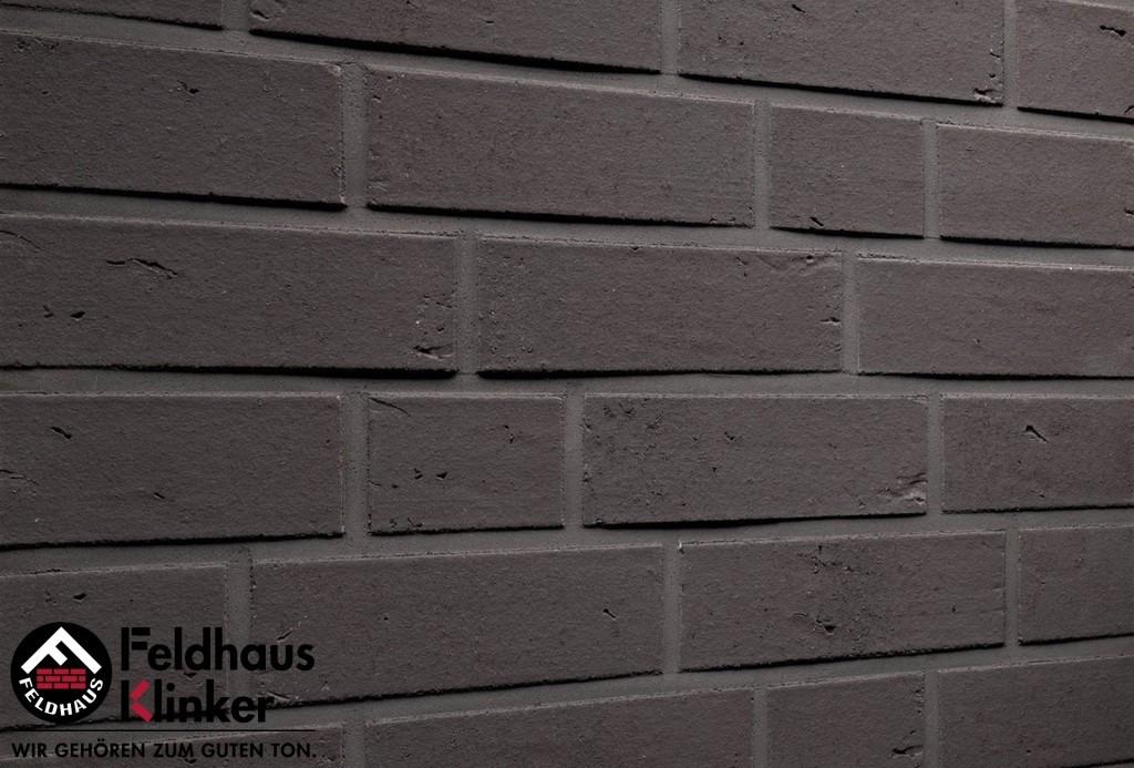 """Клинкерная плитка """"Feldhaus Klinker"""" для фасада и интерьера R761 vascu vulcano"""