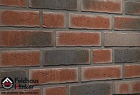 """Клинкерная плитка """"Feldhaus Klinker"""" для фасада и интерьера R770 vascu cerasi venito"""