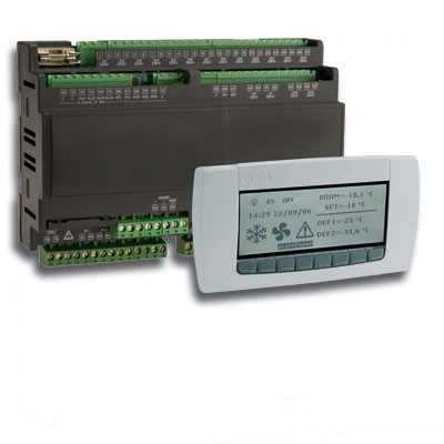 КОНТРОЛЛЕР IPG108D-10011 RS485+LAN ING-PULITI 24V