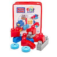 Детский Конструктор Mega Bloks First Builders 20 деталей, фото 1