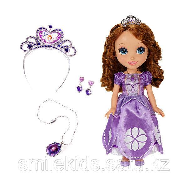 Кукла София с украшениями для девочек