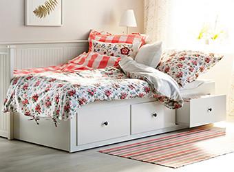 Дополнительные кровати и кушетки