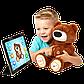 Интерактивный плюшевый медведь Luv'n Learn, коричневый, фото 4
