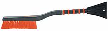 Щетка-сметка для снега со скребком 580 мм STELS 55303 (002)