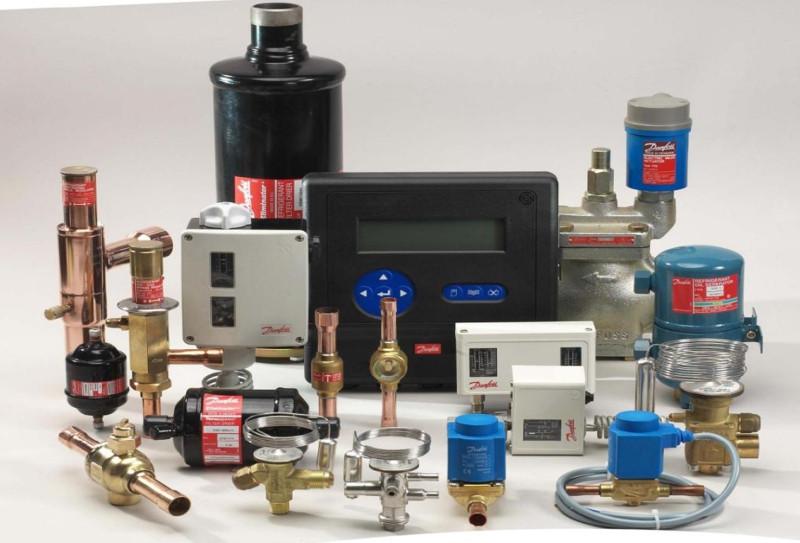 Клапанный узел №9 для клапана терморегулирующего TE20