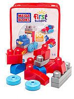 """Детский конструктор Mega Bloks """"Маленькие строители"""" - Транспорт , фото 1"""