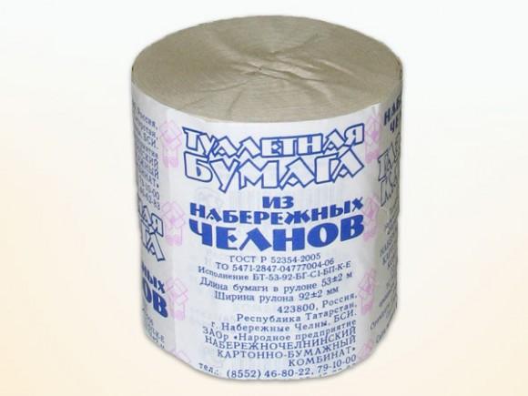 Туалетная бумага Набережные челны