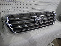 "Решетка радиатора ""Brownstone Style"" (пластик) для Toyota Land Cruiser 200"