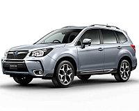 Защита АКПП Subaru Forester IV 2013-