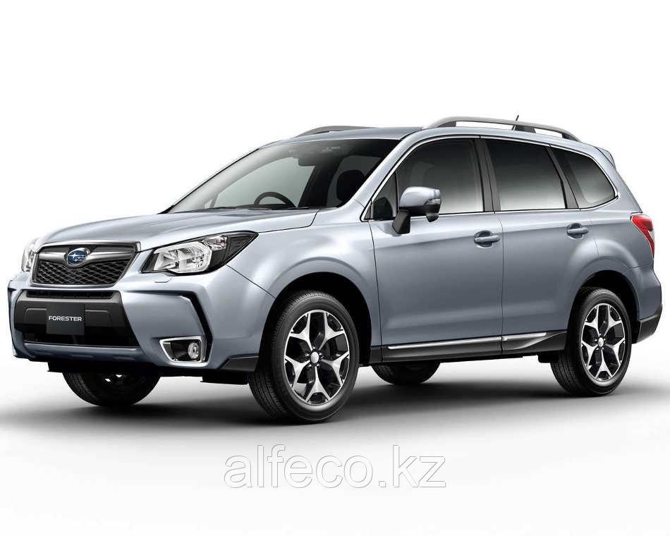 Защита картера Subaru Forester IV 2013-