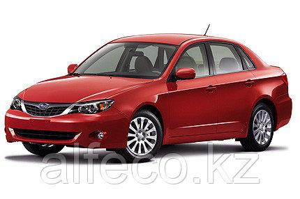 Защита картера Subaru Impreza большая 2007-