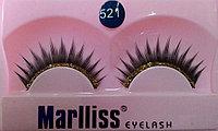 Накладные ресницы Marliss 521