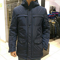Зимняя куртка под классику, фото 1