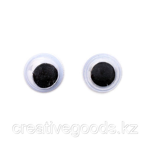 Глаза. 24 мм. Creativ 1382