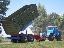 Прицепы грузоподъёмностью свыше 10 тонн
