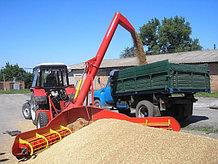 Перегрузка и хранение зерна