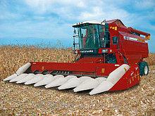 Жатки для уборки кукурузы