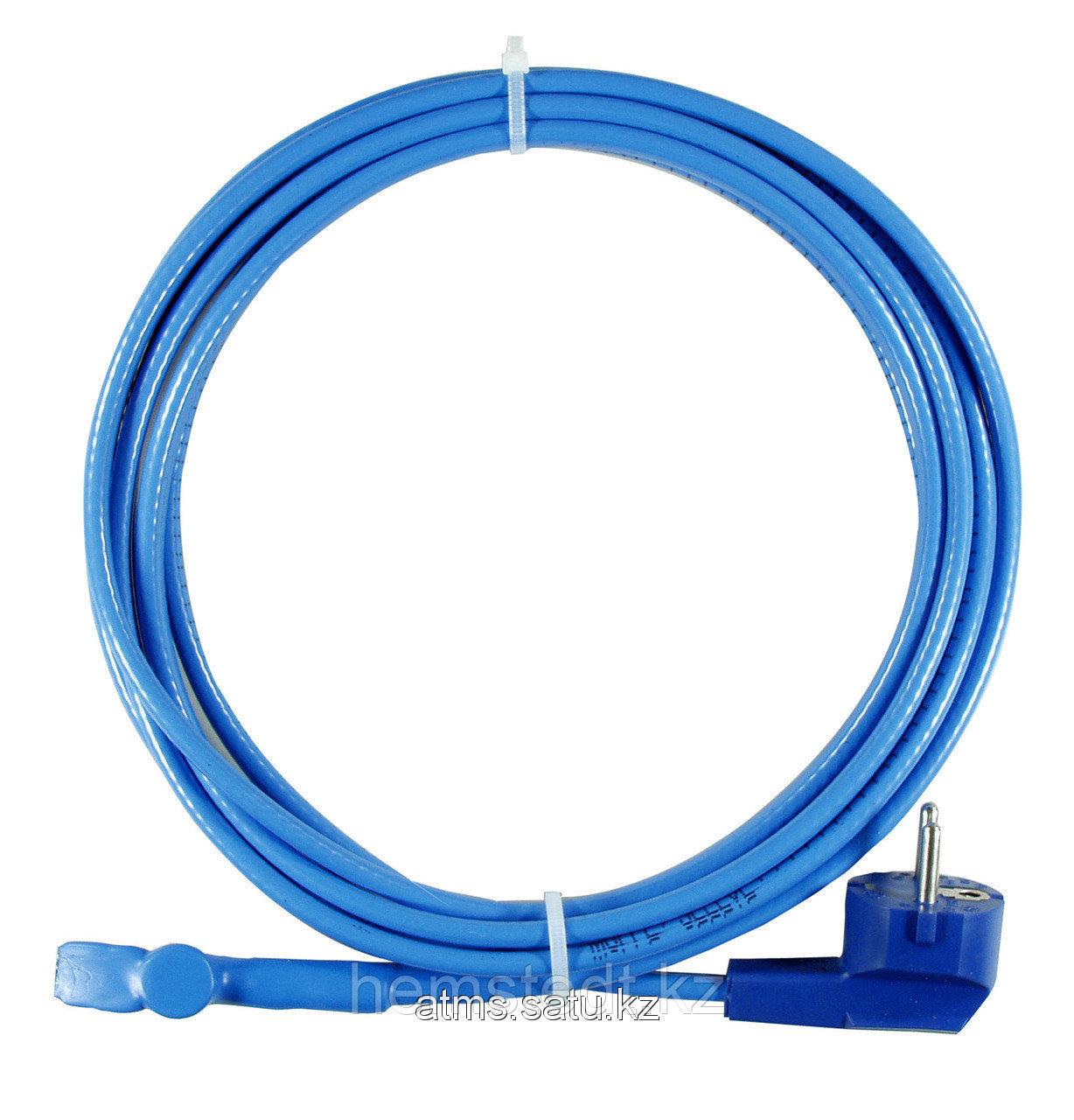 Кабель Hemstedt FS для защиты трубопроводов от замерзания с термоограничителем 8м