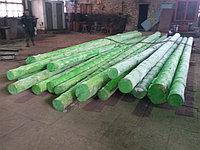 Опоры- деревянные для ПТД