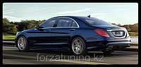 Выхлопная система Meisterschaft GT HAUS на Mercedes-Benz W222 (2004+)