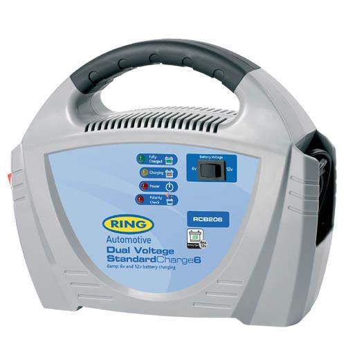 Зарядное устройство RECB206 ™Ring Automotive