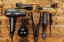 Парикмахерские инструменты и аксессуары от ведущих фирм-производителей