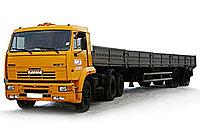 Услуги седельного тягача Камаз 54115912-13 с полуприцепом МАЗ-938660043 12,5м