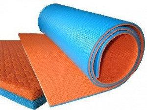 Гимнастические коврики