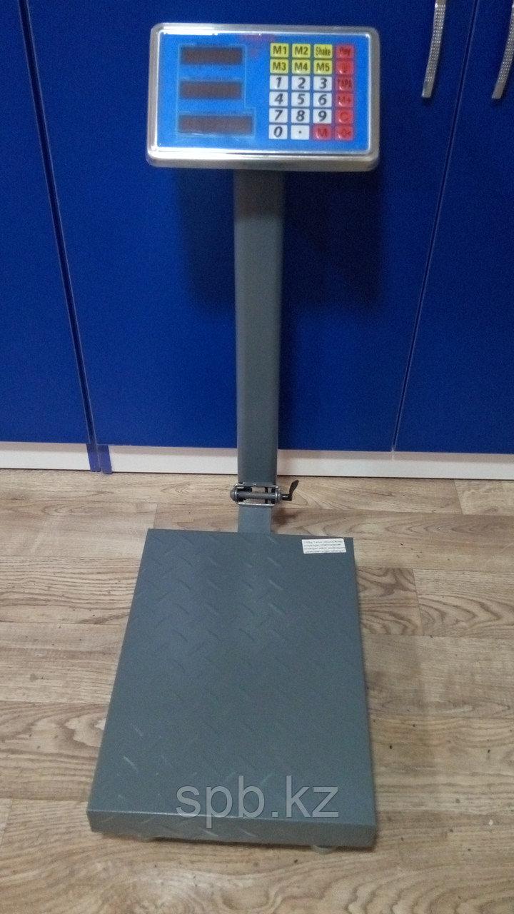 Товарные напольные электронные весы Starlux 180 кг