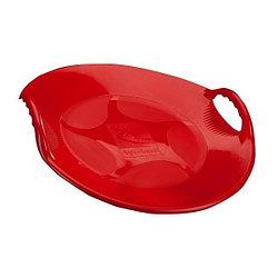 Санки (ледянка) AlpenGaudi Ufo timmy, Красное
