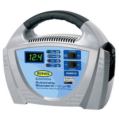 Зарядное устройство RECB212 ™Ring Automotive