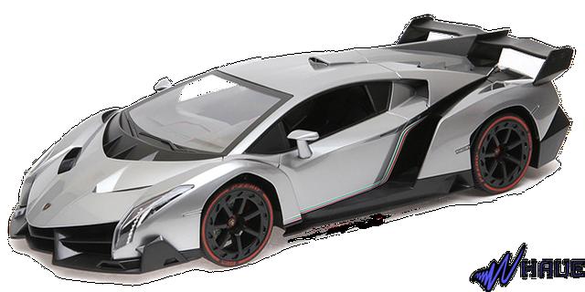 машинка на радиоуправлении Lamborghini Veneno