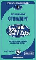 """Клей плиточный Big Elite """"Стандарт"""" 25 кг"""