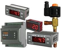Электронные терморасширительные вентили и драйверы для управления ими