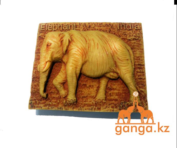 Магнит Слон (код 0478)